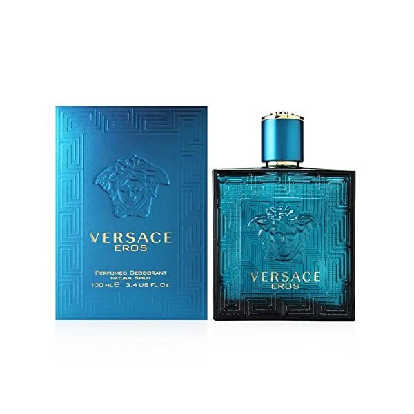Best Versace Eros Deodorant for Men Online India 2020
