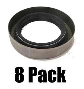 "10-19 171255TB Double Lip Seals for 3500lb Trailer Axle 1.719/"" x 2.56/"" Qty 100"