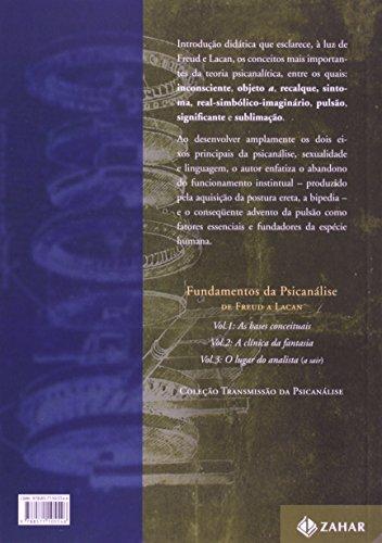Fundamentos Da Psicanálise De Freud A Lacan. Coleção Transmissão da Psicanálise