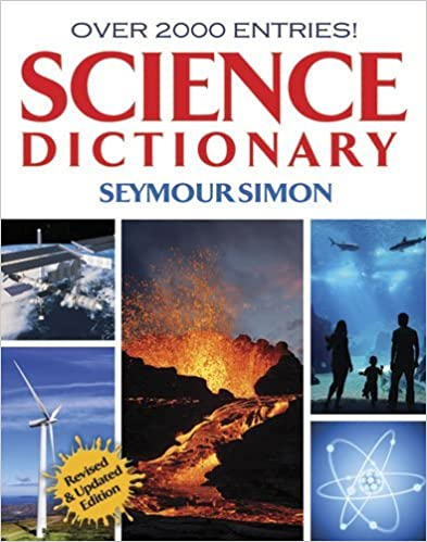 Book Science Dictionary (Dover Children's Science Books) by Seymour Simon (2012-12-19)