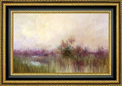 Amazon Com Early Morning In A Louisiana Marsh By Alexander John