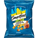 Smartfood Cheddar & Caramel Mix Popcorn, 2.25 Ounce Bags (Pack of 8)