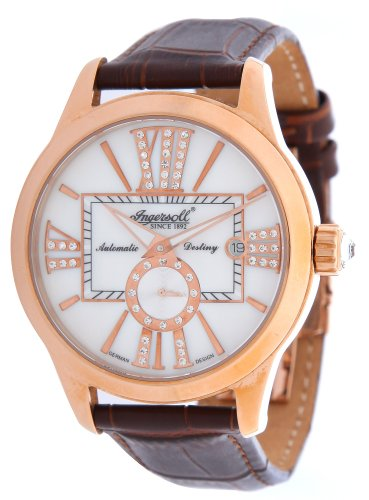 Ingersoll Women Watch Limited Edition brown Destiny IN5007RG