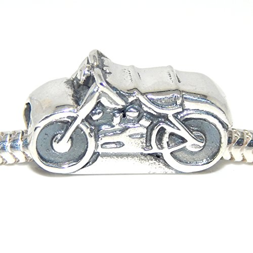 2 Sided Sterling Silver Charm - 5