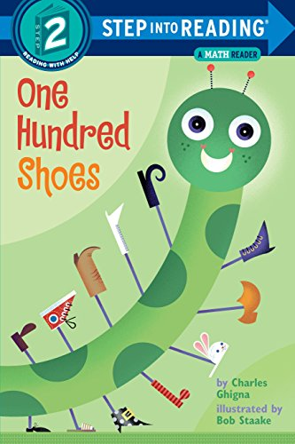 Math Reader Concept (One Hundred Shoes: A Math Reader (Step-Into-Reading, Step 2))