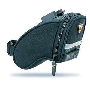Topeak Aero Wedge Pack, w/ Fixer F11, Micro