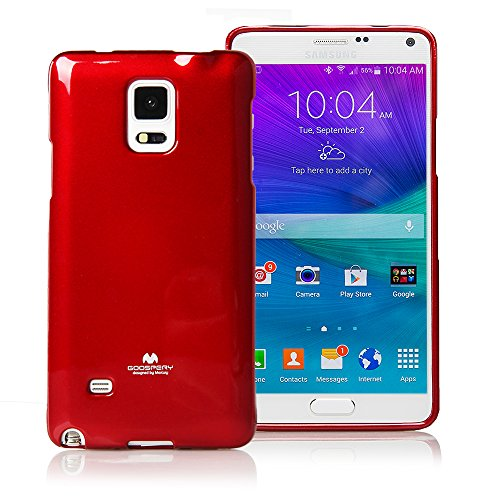 mercury jelly case note 4 - 8