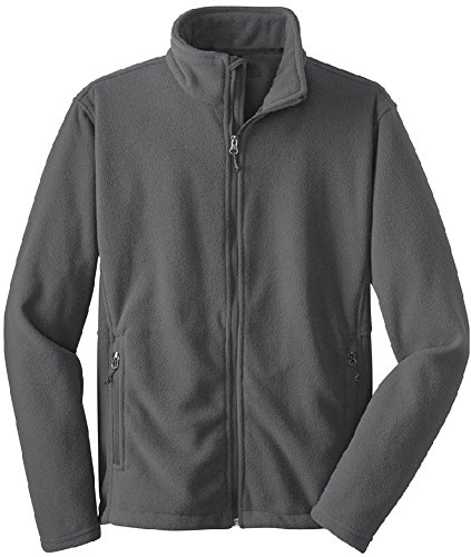 Joe's USA Youth Soft and Cozy Fleece Jackets in 8 Colors. Youth Sizes: XS-XL