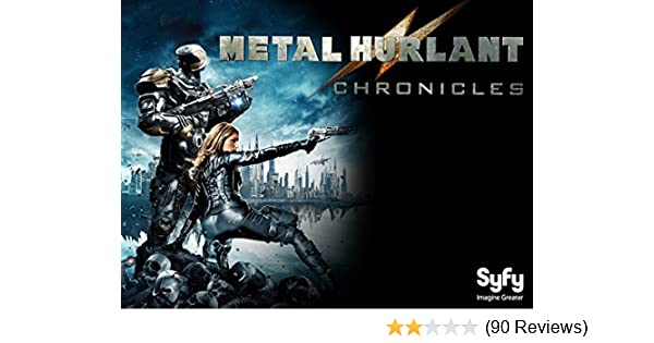 HURLANT TÉLÉCHARGER CHRONICLES METAL