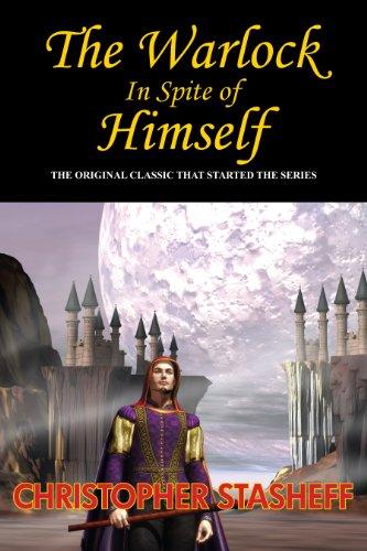 The Warlock in Spite of Himself (Warlock of Gramarye Book 1) cover