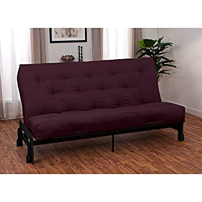 Epic Furnishings Bristol Futon Sofa Sleeper Bed