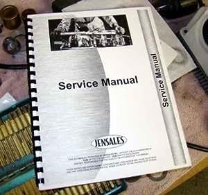 IHC Corn Sheller #30..SVC Service (SVC) Manual