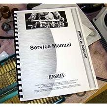 INTERNATIONAL 4A Husker Shredder. Service Manual