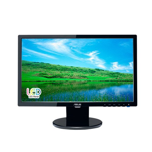 ASUSTEK - DISPLAYS 19IN VE198S LCD 5MS MM 250 CD/M2 10.000.0001 BLK IN     IN