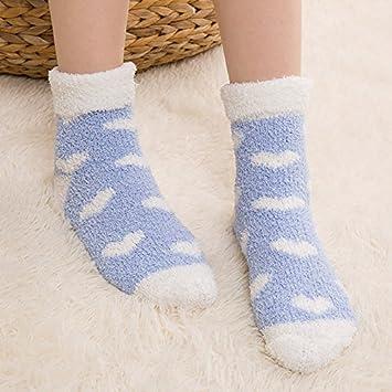 XIU*RONG Calcetines Para Niños En Otoño Y En Invierno, Los Calcetines Para Medias