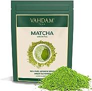 Matcha Green Tea Powder SUPERFOOD (25 Servings, 1.76oz ) 100% Pure Authentic Japanese Matcha Powder, Classic C