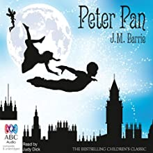 Peter Pan Audiobook by J. M. Barrie Narrated by Judy Dick