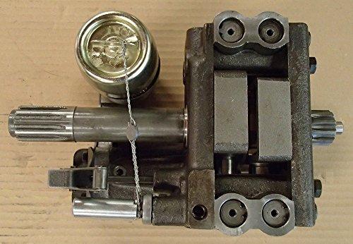 184472V93 New Massey Ferguson Tractor Hydraulic Lift Pump 253 35 50 65 TO35 - Hydraulic Pump Parts