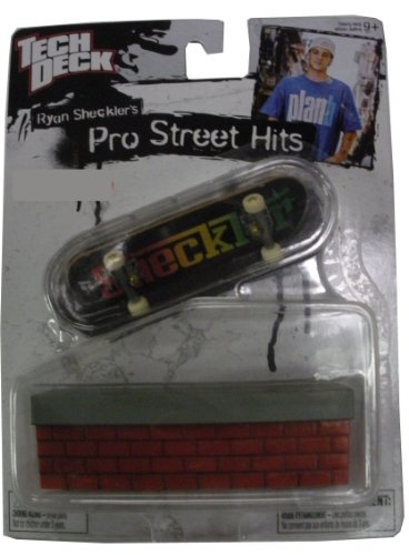 Tech Deck Pro Street Hits- Ryan Sheckler ()