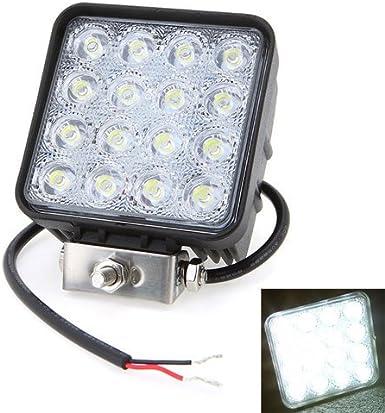 20 Stück Brightum Led 48w 4 3 Work Light 4560lm Arbeitsscheinwerfer 12v 24v Beleuchtung