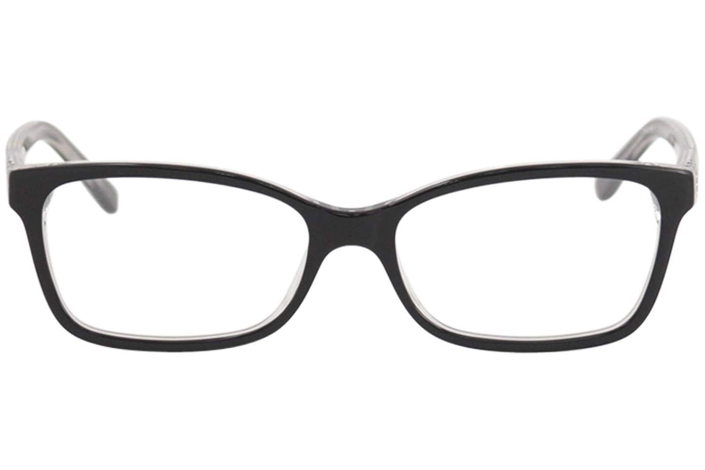 158f23c35e3 Eyeglasses bebe BB5085 BB 5085 Jet Crystal at Amazon Men s Clothing store