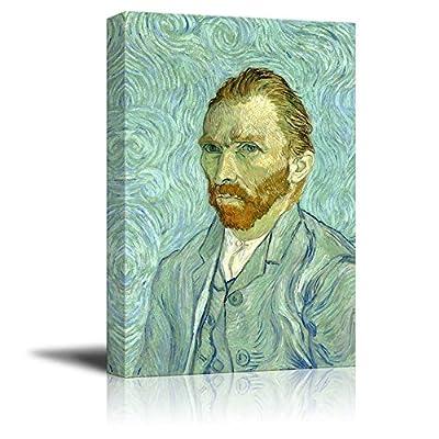 Self Portrait by Van Gogh 32