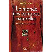 Monde des teintures naturelles (Le)