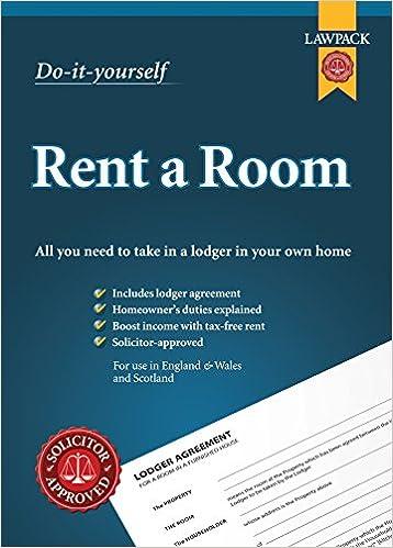 Rent A Room Kit Do It Yourself Kit Amazon David Smith