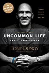 Retailers Choice Award winner, 2012Strengthen the core of your life and faith on a year-long journey with beloved Super Bowl–winning former head coach Tony Dungy! The One Year Uncommon Life Daily Challenge contains 365 reflections from the #1...