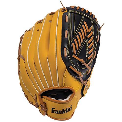 Franklin Sports Field Master Series Baseball Gloves, 13', Right Hand Throw