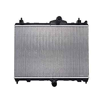 Valeo 735631 Radiador Refrigeración del Motor