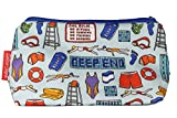 Selina-Jayne Swimming Limited Edition Designer Toiletry Bag
