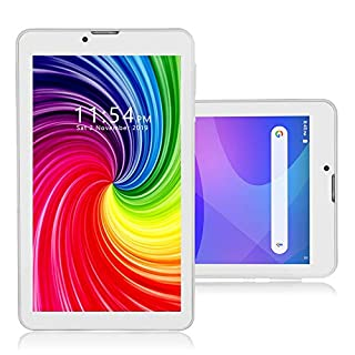 Indigi New! Ultra-Slim 4G LTE GSM Unlocked Smartphone Phablet 7-inches Capacitive Touch Screen Android Pie Google Play Store Dual-Sim Dual-Standby Dual-Cameras