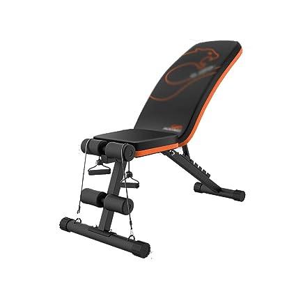 Enjoyable Amazon Com Duxx Dumbbell Bench Home Bench Press Multi Machost Co Dining Chair Design Ideas Machostcouk