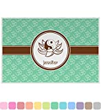 Om Personalized Placemat (Laminated)