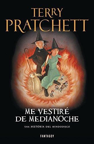 Descargar Libro Me Vestiré De Medianoche Terry Pratchett