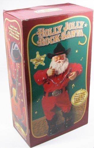 - Holly Jolly Rockin Santa by Christmas Fantasy Ltd.