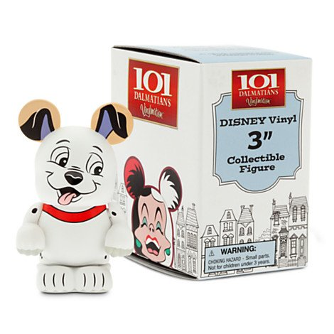 Disney - Vinylmation 101 Dalmatians Series Tray of 16 Individual Boxes - Sealed Tray