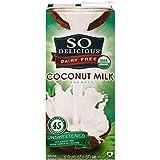 So Delicious Coconut Beverage, Unsweetened, 946ml