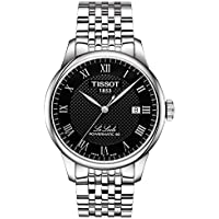 Tissot Men's Le Locle Powermatic 80 - T0064071105300 Black/Grey One Size