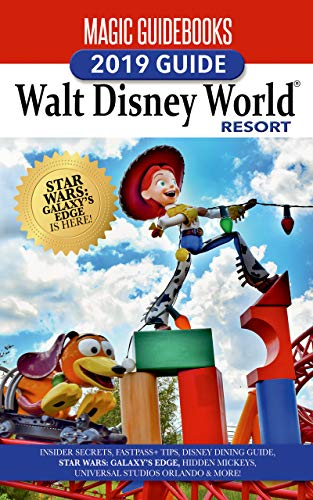 Magic Guidebooks 2019 Walt Disney World Guide
