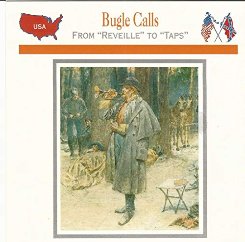 (1995 Atlas, Civil War Cards, 07.11 Bugle Calls)