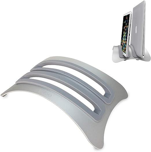 Urbo Brommer Laptop Ständer Für 2 Personen Vertikal Für Den Schreibtisch Für Laptops Und Tablets Unterschiedlicher Größen Weil Sie Mehr Als Ein Gerät Haben Küche Haushalt