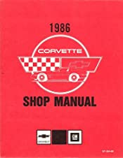 1986 corvette factory service manual basic instruction manual u2022 rh ryanshtuff co 85 Corvette 95 Corvette
