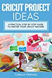 Cricut Project Ideas: A practical step by step guide to master your cricut machine