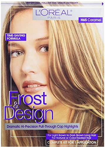 Price comparison product image L'Oreal Frost & Design Highlights H65 Caramel 1 Each