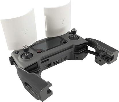 PENIVO Controlador Remoto Mini Drone Amplificador de Rango de ...