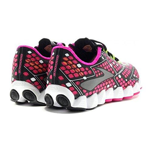 Running Noir Chaussures Brooks Neuro Et Femme Rose De xE00dwv6