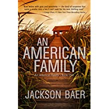 An American Family: A Gripping Contemporary Suspense Thriller