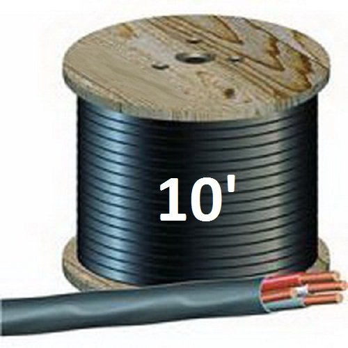 Southwire 4/3 NM/B (Non-Metallic) Cable